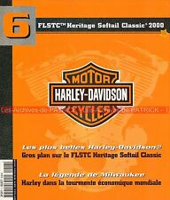 HARLEY DAVIDSON FLSTC 1450 Heritage Softail Classic 2000 HD Les Années 30 1929