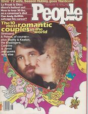 People Magazine Feb 1979 Barbra Streisand 79 Pontiac Trans Am & Ford Mustang Ads
