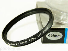 Kenko 49mm UV Digital Filter Lens Protection for 49mm filter thread - UK Stock