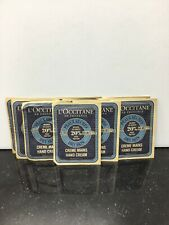 L'Occitane En Provence Dry Skin Hand Cream 5 Ml Lot Of 10