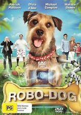 Robo-Dog : NEW DVD