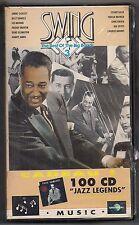 VHS NEUVE SOUS CELLO - SWING THE BEST OF THE BIG BANDS 3 - ELLINGTON/COUNT BASIE