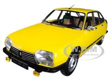 1979 CITROEN GS X3 MIMOSA YELLOW 1/18 DIECAST CAR MODEL BY NOREV 181624