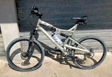 Bicicletta Mtb Rockrider 6.3 XL Mountain Bike grigio Ruote 26 telaio Alluminio