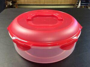 Lock & Lock Food Storage Container Plastic 5.5 Liter (Very Good)