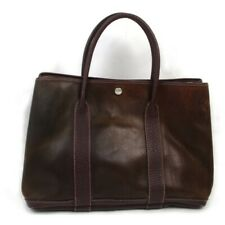 Authentic Hermes Tote Bag  Browns  401507