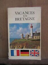 Vacances en Bretagne/ T.De Kersauzon