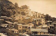 Barrio De Ojeda Taxco GRO. Mexico #429 Real Photo Postcard