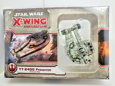 Star Wars X-Wing Miniatures Game: YT-2400 Freighter - Factory Sealed