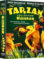 The Tarzan Collection - (6 DVDs) Boxset - NEW