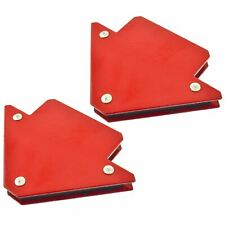 25lb Welding Magnet Arrows Welder Holder Support Durable Pair