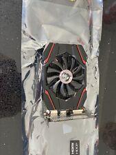 MSI NVIDIA GeForce GTX 1050 TI 4GB Scheda Grafica