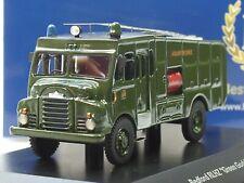 BOS Bedford RLHZ Green Goddess, Feuerwehr 1953, olive - 87415 - 1:87