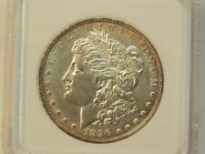 1896 P  MORGAN DOLLAR MS BU UNCIRCULATED BEAUTIFUL RIM TONING