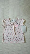 Infant Girls Mexx Short-sleeved strawberry T-shirt, size 3-6mths BNewWT