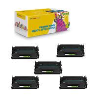 5X CF226A Compatible Toner Cartridge for HP LaserJet M402d M402dn M426fdn M402n