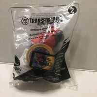 McDonalds Happy Meal Transformers Toy #2 Optimus Prime Truck