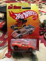 HOT WHEELS FORD GT40 THE HOT ONES  MATTEL ***BRAND NEW & RARE***