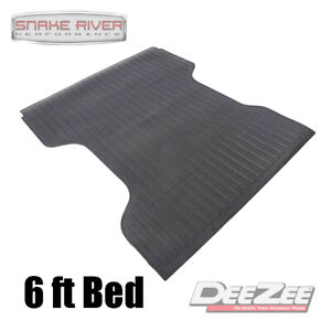 Dee Zee Truck Bed Mat Skid Mat for 2005-2021 Toyota Tacoma DZ86963 6 ft Bed