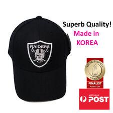 Oakland Raiders Adjustable Cap MADE IN KOREA