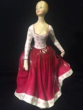 """Royal Doulton Signed """"Fiona""""-Figurine-Hn 2694 By Michael Doulton 1979 Stunning!"""