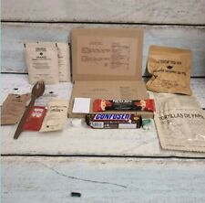 Canadian Forces IMP/MRE Rations Assorted Breakfasts New Expires Dec 2021