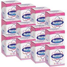 12 X nuevo Neutradol Solid Gel olor destructor Fresco Rosa los últimos 90 días