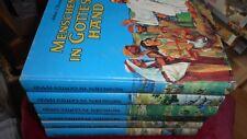 6 volúmenes de personas en manos de Dios-a1, 2,3 y n1, 2,3 - Maxwell-niños Biblia-Santa