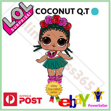 LOL SURPRISE DOLL SERIES 1 2 COCONUT Q.T L.O.L DOLLS NEW NEVER USED