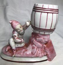 Vintage  porcelain Elf  figurine, Lipper & Mann Figurine 50's