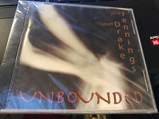 "Susan Drake & Julie Jennings ""Unbounded"" cd SEALED"