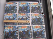 Anthrax - I'M The Man - Particle Board Like Wood - Promo Pieces - qty 9