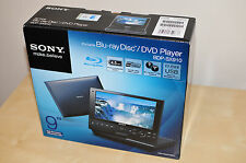 "Sony BDP-SX910 Portable DVD Bluray Disc Player with Screen (9"")"