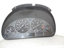 1998 BMW 528I  INSTRUMENT CLUSTER SPEEDOMETER   w/o on-board computer