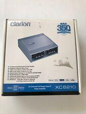 Clarion marine 350 watt amps