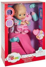 NEW Little Mommy Goodnight Snuggles Baby Light Up Giraffe Soft Body Doll