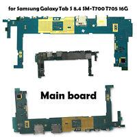 For Samsung Galaxy Tab S 8.4 SM-T700 T705 Unlocked Motherboard Main Logic Board