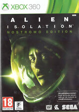 Alien: Isolation Nostromo Edition Microsoft Xbox 360 18+ FPS Shooter Game