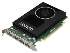 nVidia Quadro M2000 4GB GDDR5 PCIe x16 3.0 Graphics Card, 4K UHD, New+Warranty.2