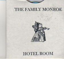 (DI697) The Family Monroe, Hotel Room - 2012 DJ CD