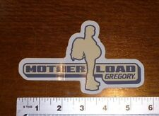 Gregory Mother Load sticker decal