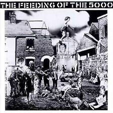 The Feeding of the 5000 by Crass (CD, Oct-1990, Crass)