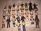 WWE Mattel Lot 2 of 32 Wrestling Figures, Elite, Flashback, Basic, WCW, ECW