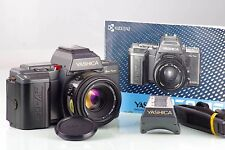 YASHICA CLASSIC CAMERA REFLEX AF 230 + AF 1.8 50mm CS-110 CLA MADE IN JAPAN