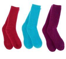 6 Pair  QVC Catawba Merino Wool Socks 7-10