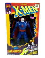 Toy Biz Marvel Comics X-Men Mr. Sinister Deluxe Edition
