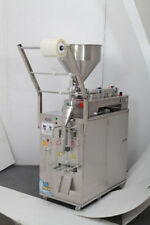 Back Side Seal Automatic Paste and Quantitative Liquid Packaging Filling Machine