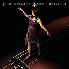 Julieta Venegas:mtv Unplugged - Julieta Venegas CD