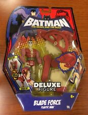 BATMAN BRAVE & THE BOLD BLADE FORCE PLASTIC MAN 5 INCH FIGURE NEW 2008 !!!!