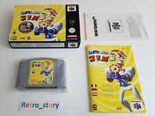 Nintendo 64 N64 - Earthworm Jim 3D - PAL
